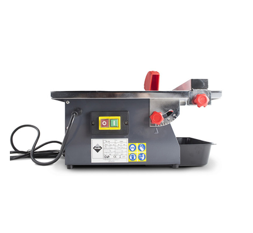 Rubi Tegelzaagmachine ND-180 + Koffer