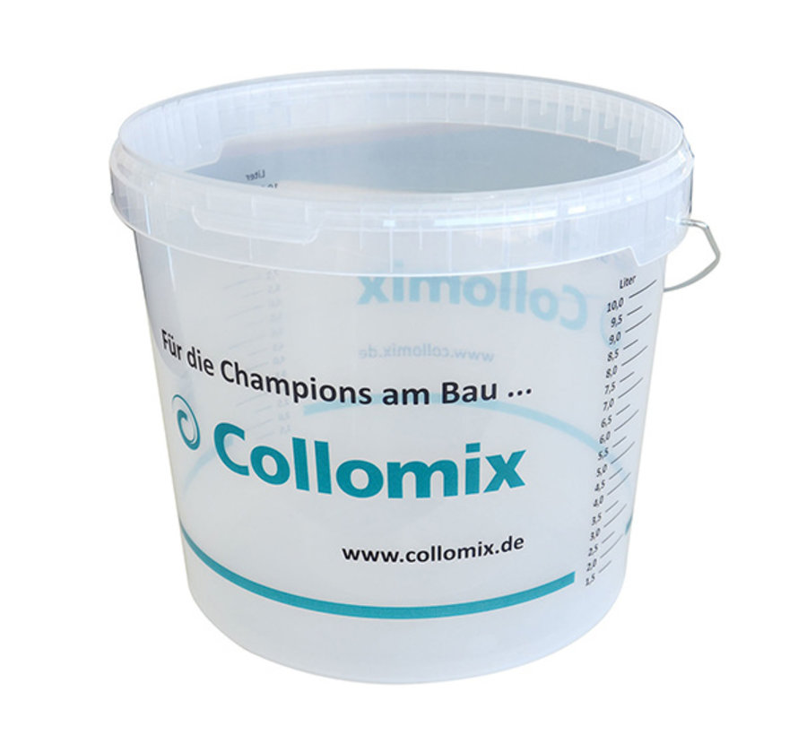 Collomix afmeet emmer 10 liter