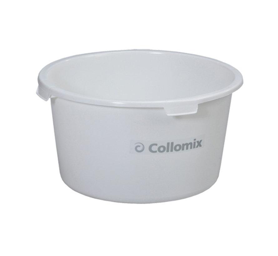 Collomix Mortelemmer 90 liter, voor XM3-900, passend bij de transportwagen 70183 met upgrade set 60318