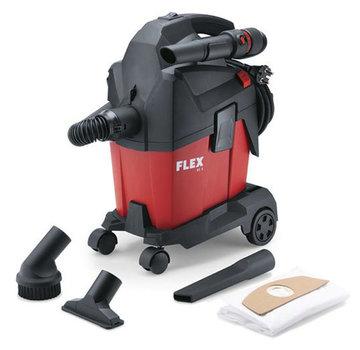 Flex  Bouw Stofzuiger met handmatige filterreiniging 6 L