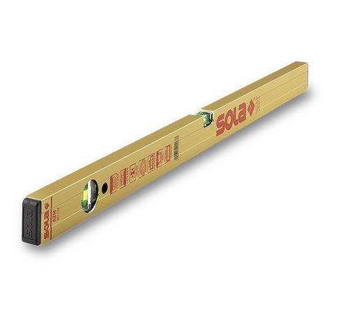 Sola 100cm 2 libellen 0,50mm/m magnetisch