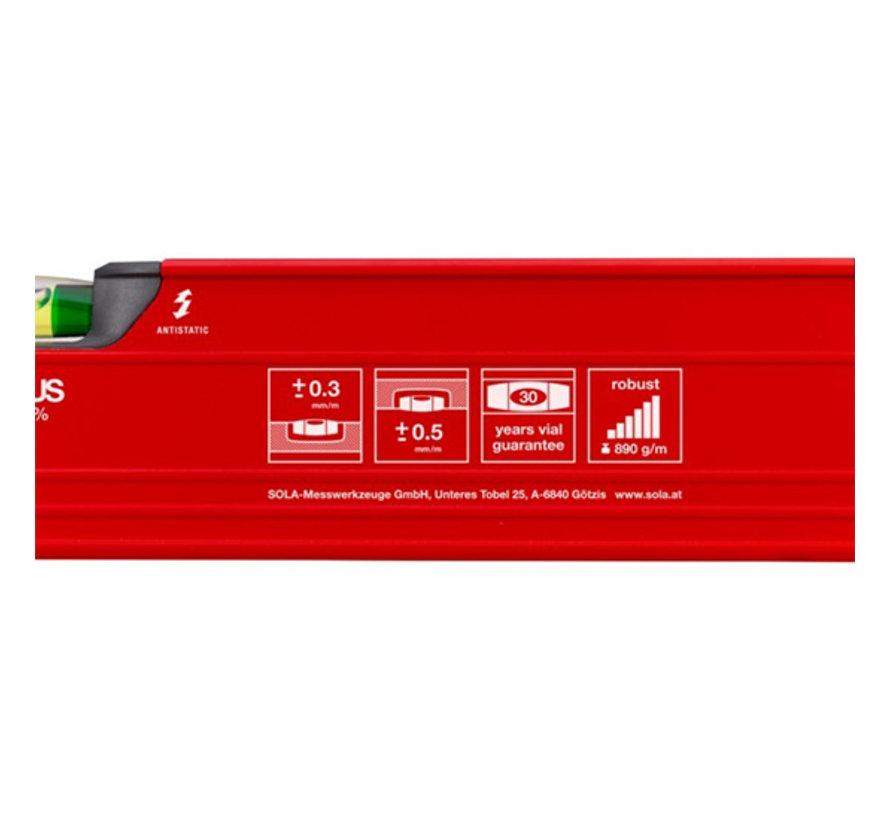 Sola Waterpas Big RED3 200 cm