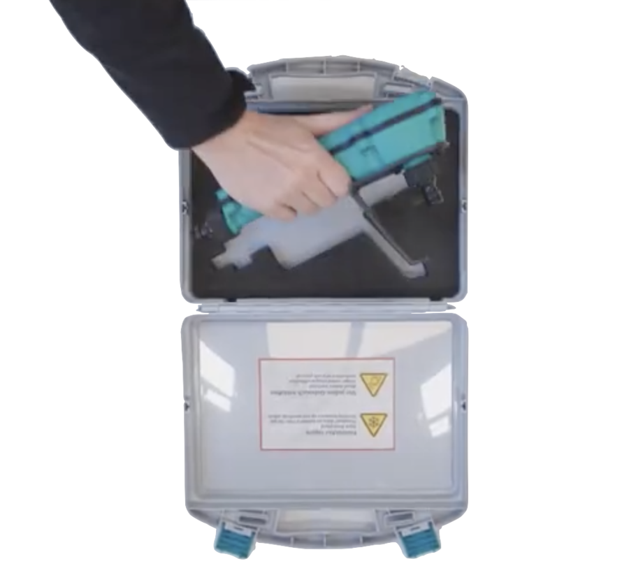 Collomix Aqix Waterdoseerapparaat