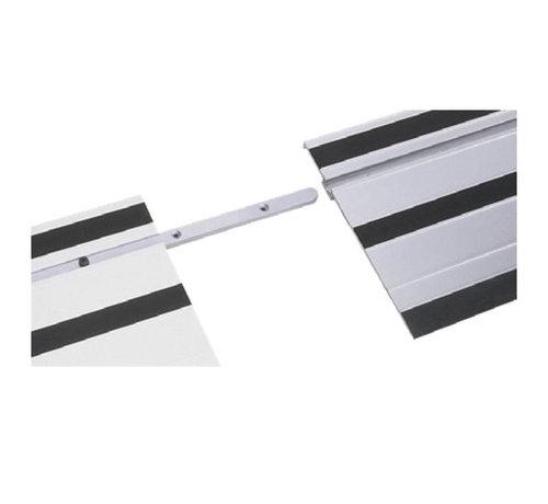 InterDynamics Perfectmate® CS180 geleiderail Connector