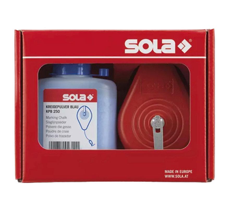 Smetlijn Sola CLM 30 Set Blauw