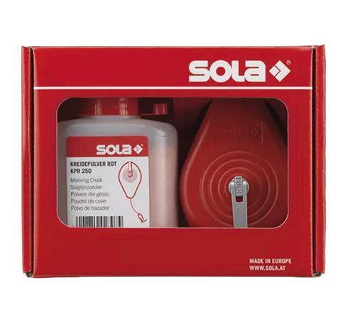 Sola Smetlijn Sola CLM 30 Set Rood