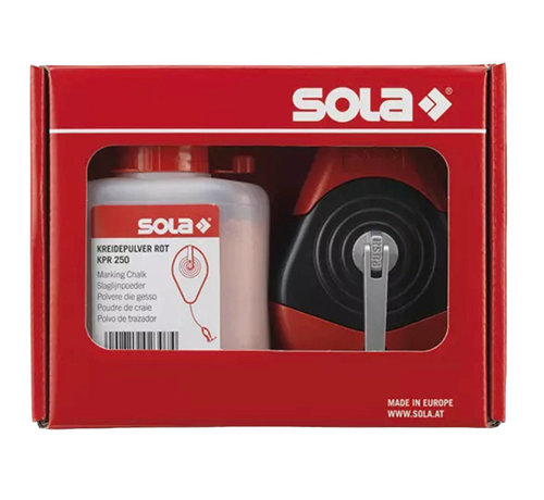 Sola Smetlijn Sola CLP 30 Set Rood