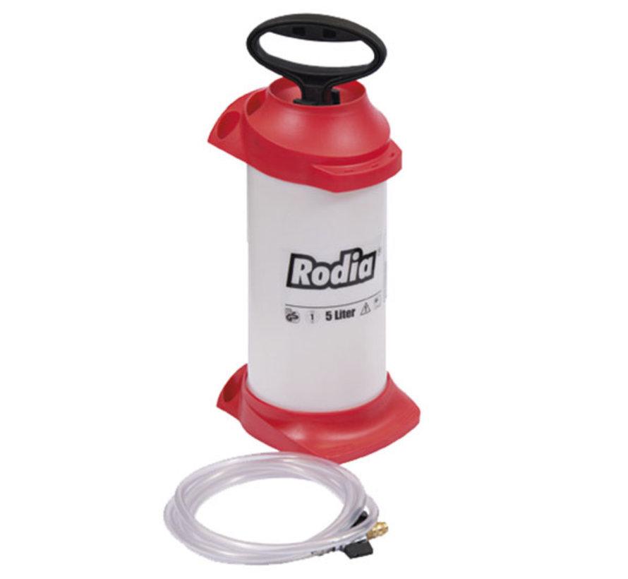 Rodia Professionele Watertank. 5 liter