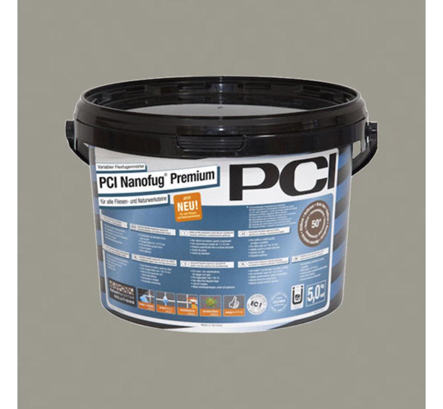 PCI Nanofug ® Premium Nr. 22 Zandgrijs 5 kg.