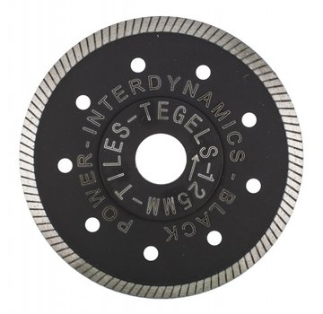 InterDynamics Diamantzaag Black Power Premium 180x22,2mm