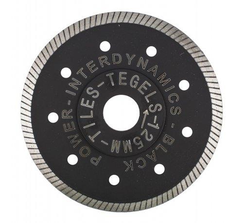 InterDynamics Diamantzaag Black Power Premium 230x25,4mm