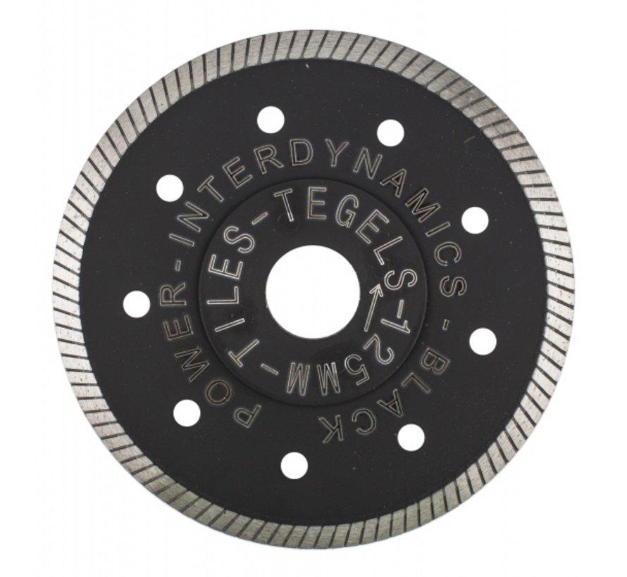Diamantzaag Black Power Premium 230x25,4mm
