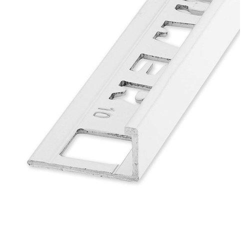 Ox ELTEX Alu recht wit 10 x 2700 mm