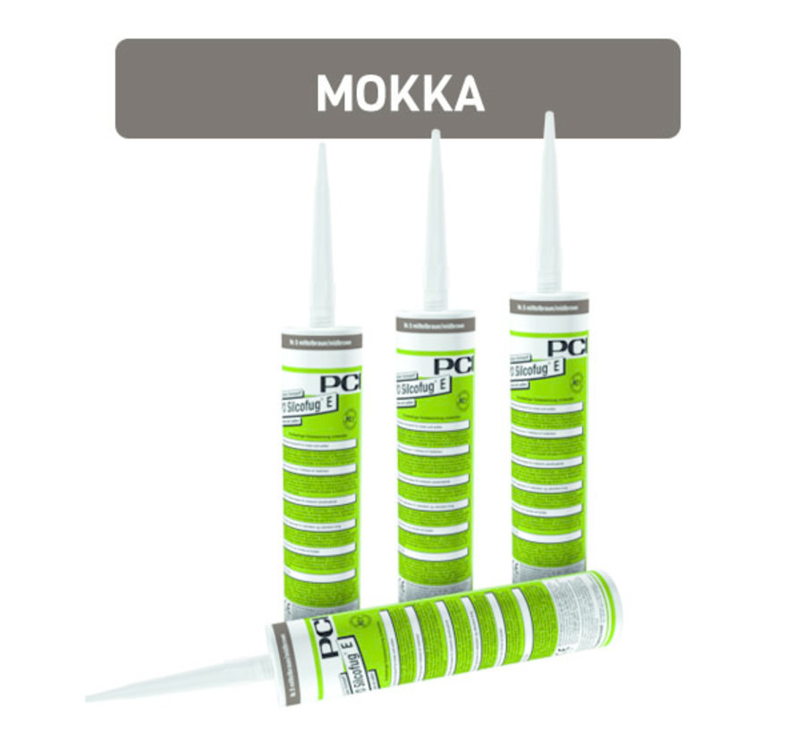 PCI Silcofug E Nr. 59 Mokka