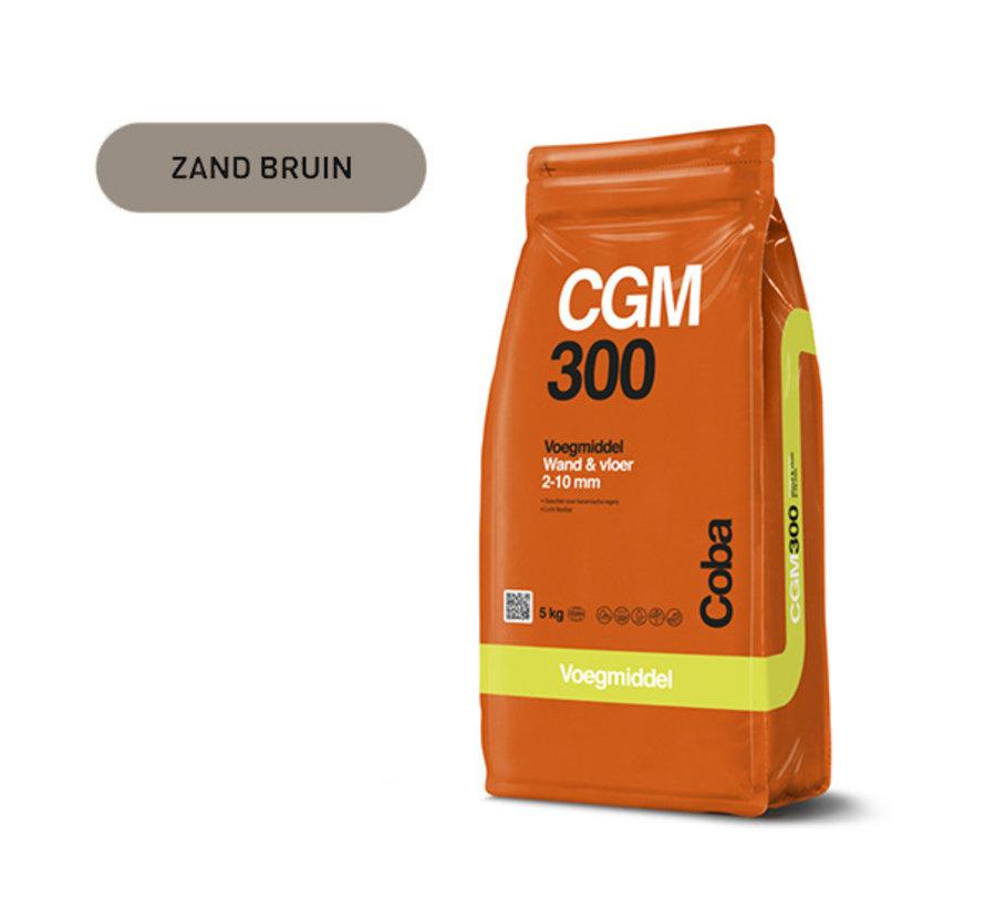 Coba CGM 300 Zand Bruin 5 kg. Vloertegels Fijn