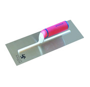 Pleisterspaan TYZACK 330x120 mm RVS softgreep