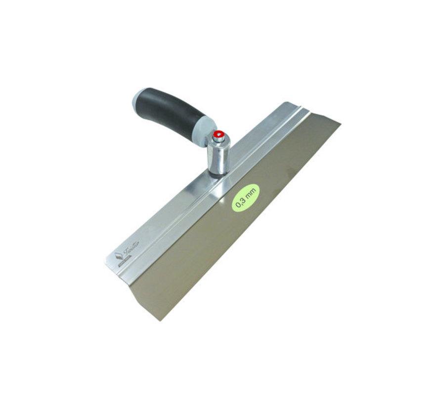 Twister aluminium 570x0,3mm RVS