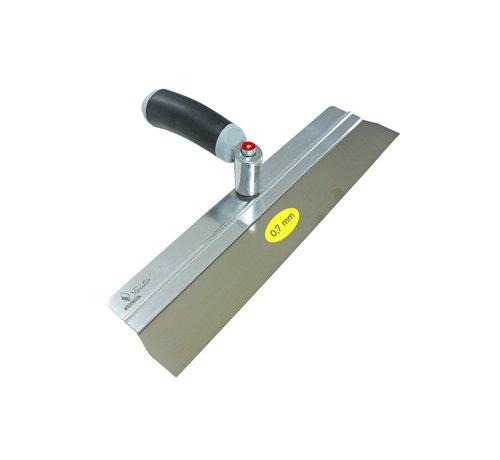 Twister aluminium 285x0,7mm RVS