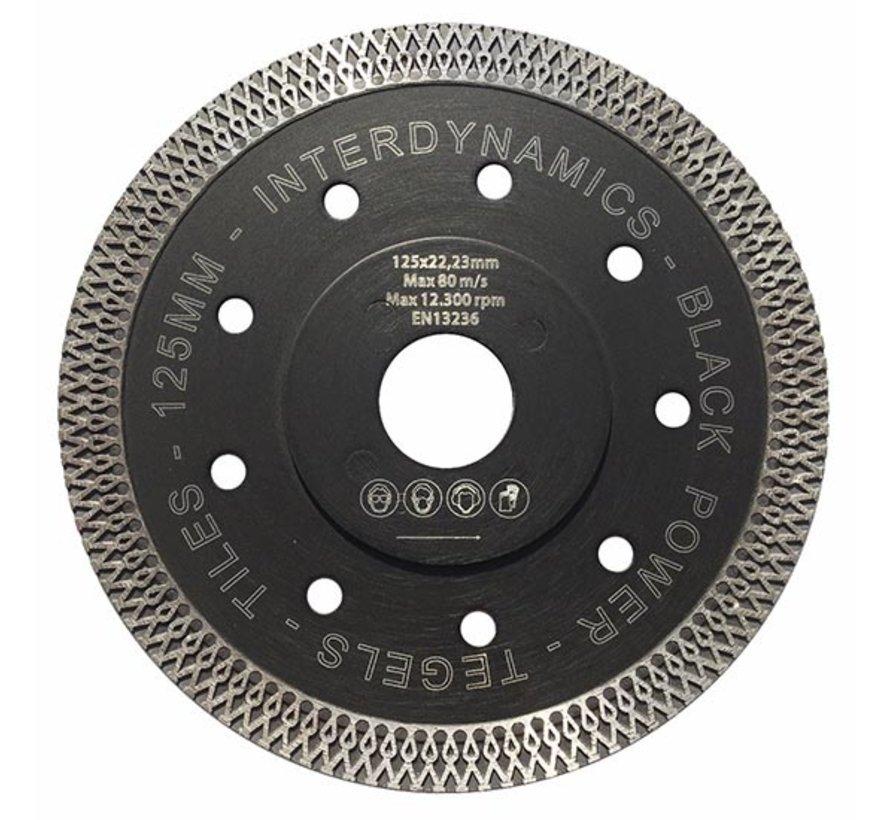 Diamantzaag Black Power Premium 115mm