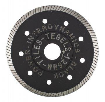 InterDynamics Diamantzaag Black Power Standard 115mm