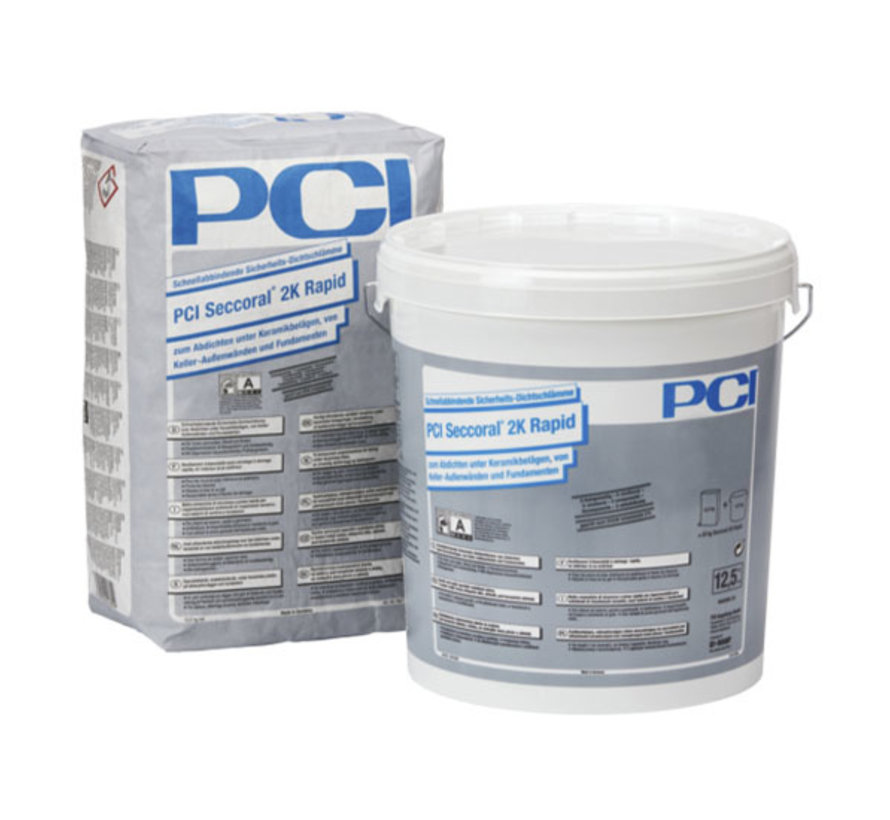 PCI Seccoral 2K Rapid Set