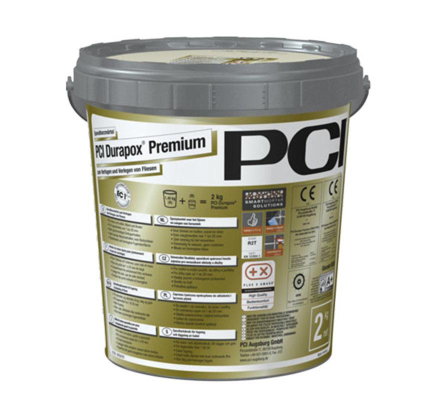 PCI Durapox Premium Nr. 01 Wit 2 kg.
