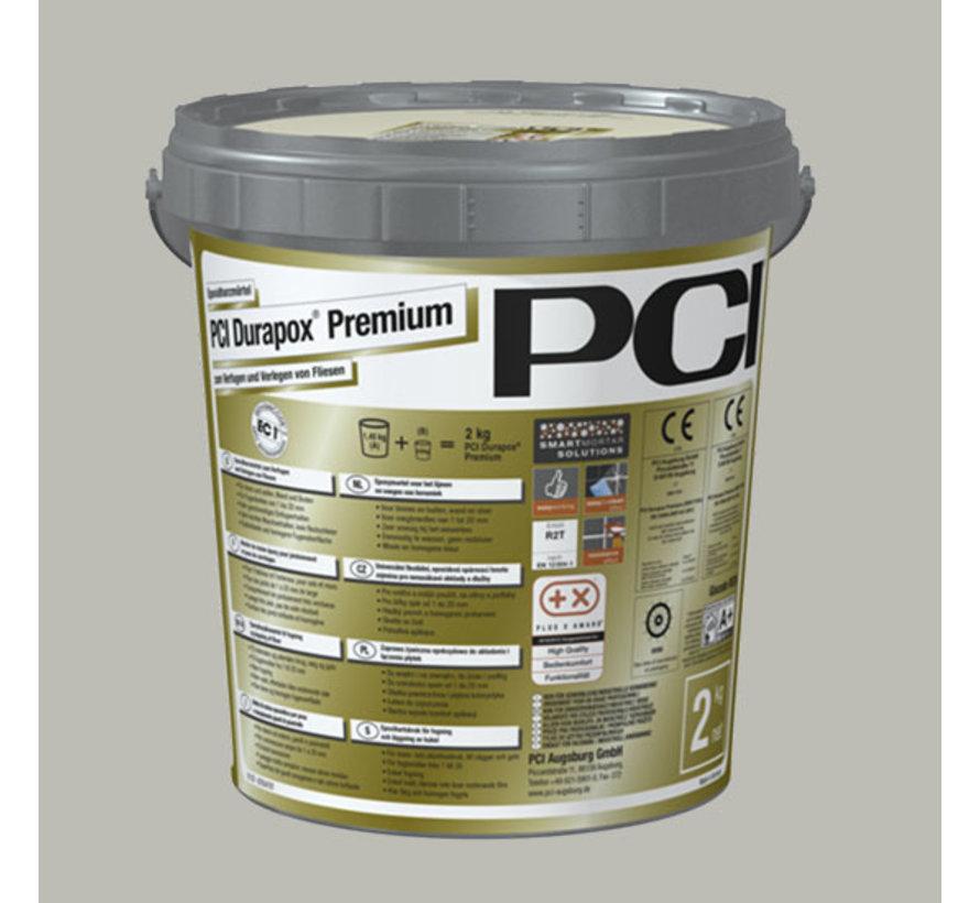 PCI Durapox Premium Nr. 21 Heldergrijs 2 kg.