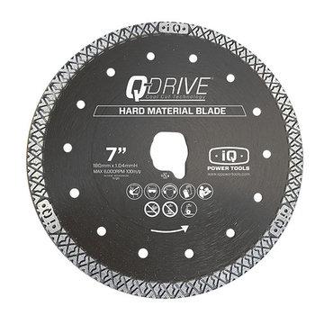 IQ Power Tools iQ Cyclone Hard Diamantschijf ø 180mm