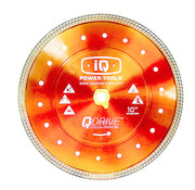 IQ Power Tools iQ TS244 Combo Diamantschijf ø 254mm