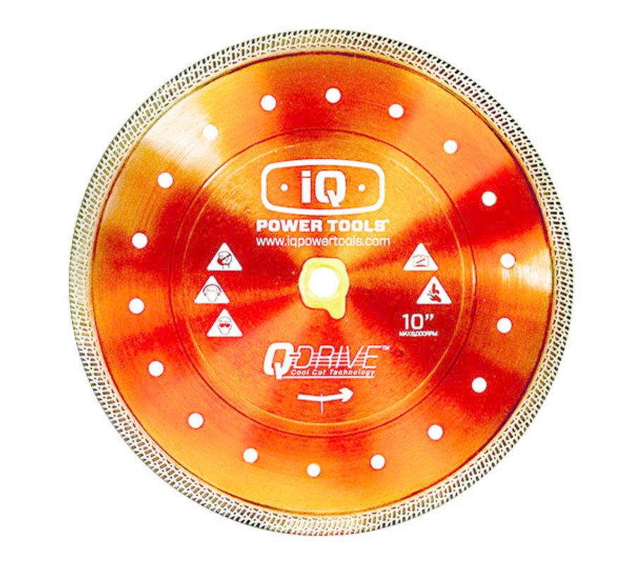 iQ TS244 Combo Diamantschijf ø 254mm