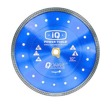 IQ Power Tools iQ TS244 Soft Diamantschijf ø 254mm