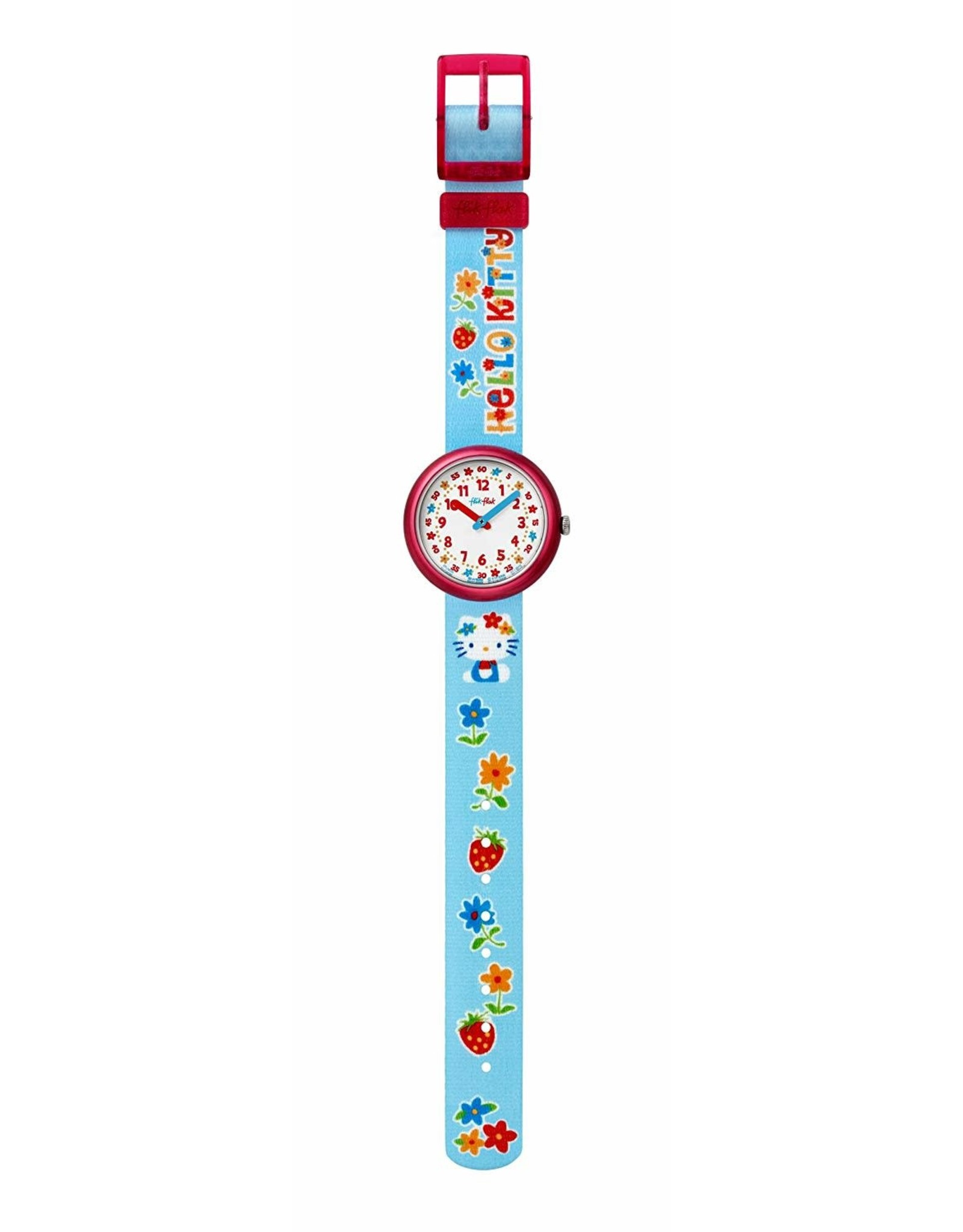 Flik Flak Flik Flak Hello Kitty Flowers FLN030
