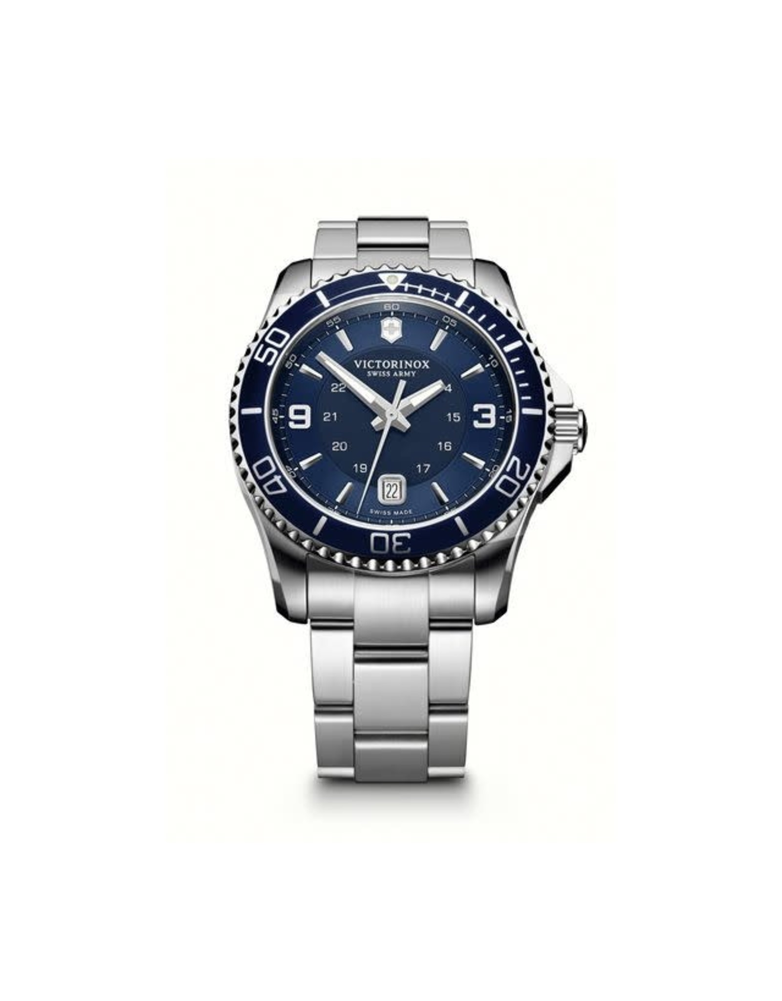 Victorinox Victorinox 241602 Maverick Large Blue Dial 43mm