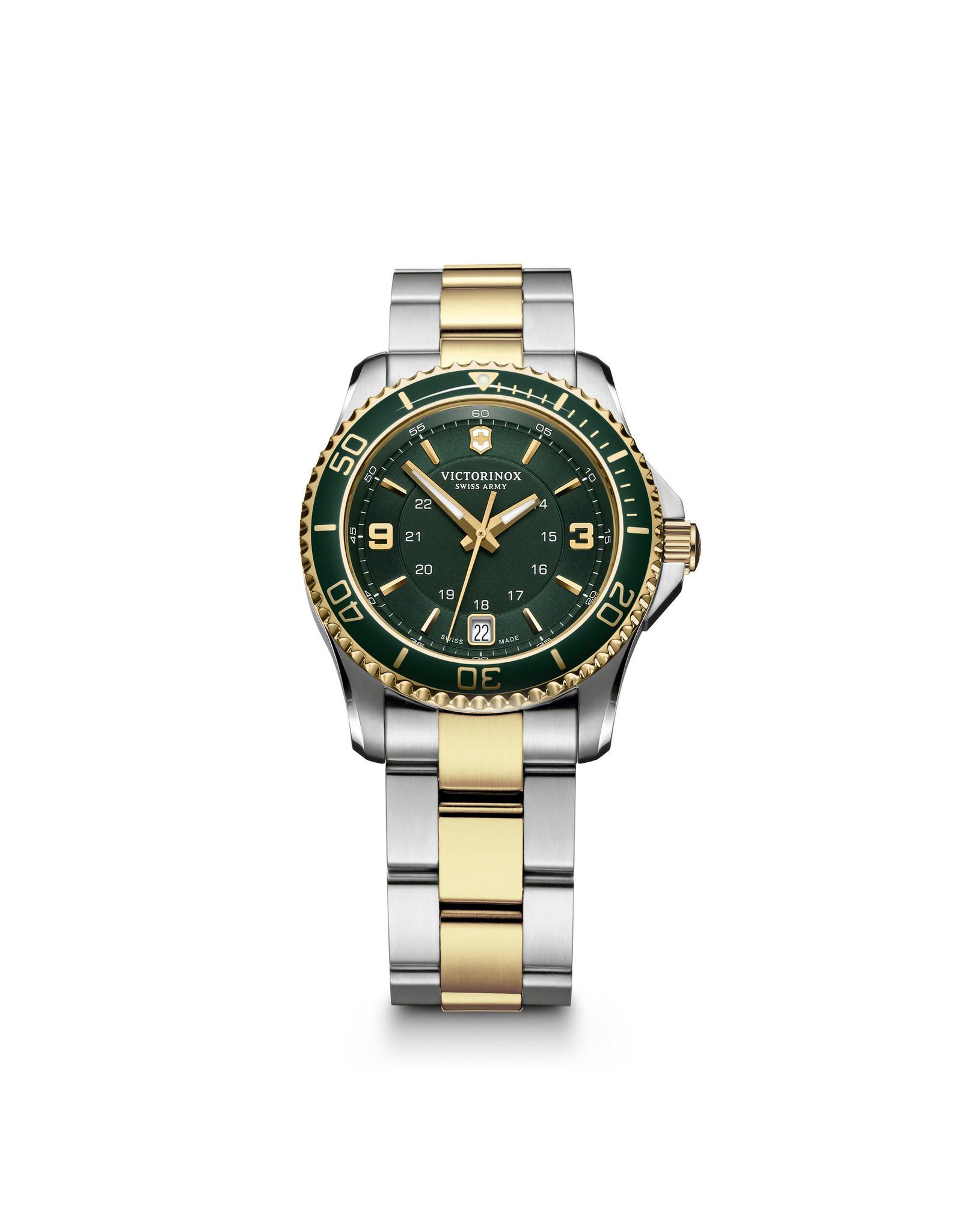 Victorinox Victorinox 241612 Maverick Small Green Dial