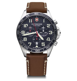 Victorinox Victorinox 241854 FieldForce Chronograph Blue Dial 42mm
