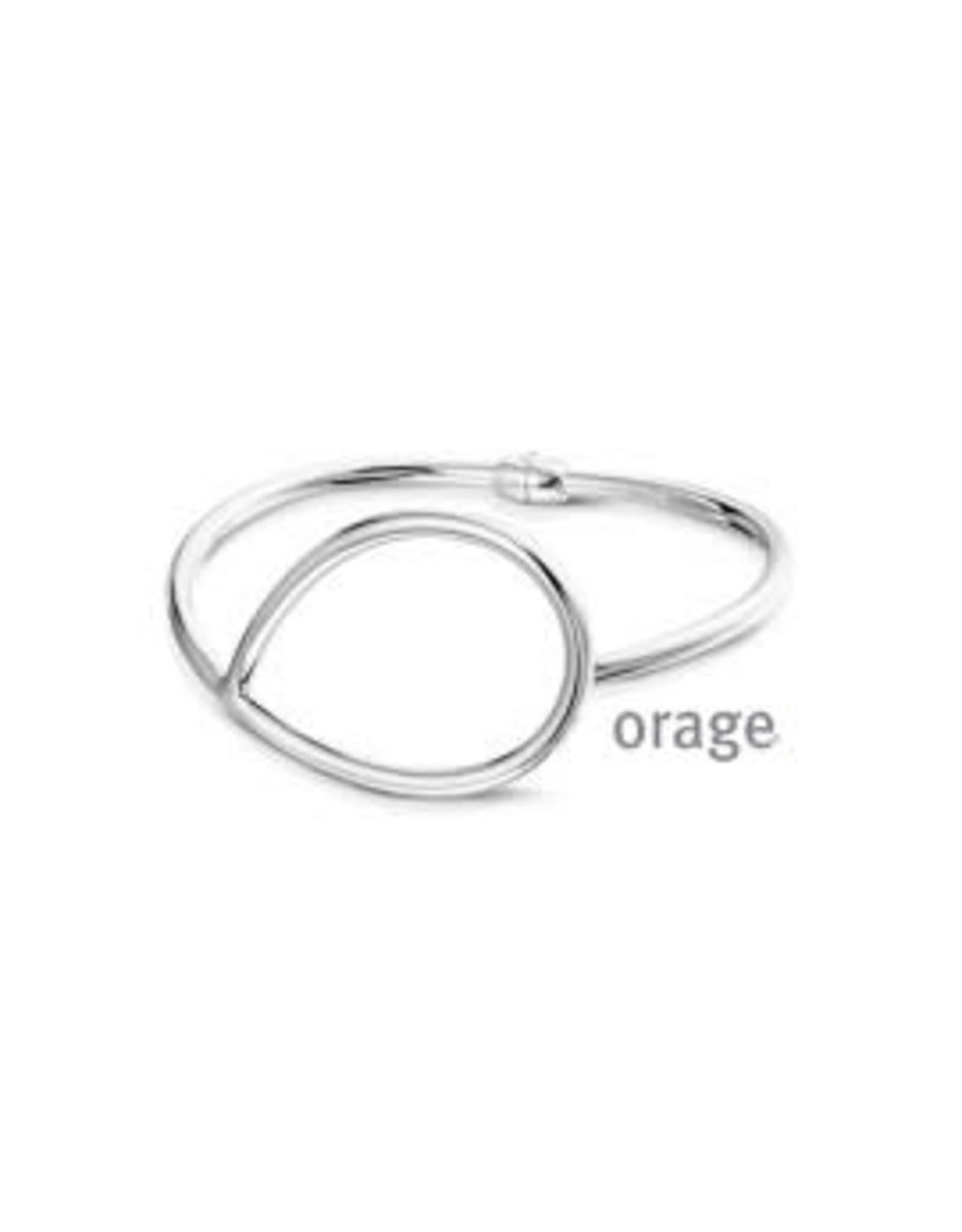 Orage Orage AK130 Armband/Esclave Zilver