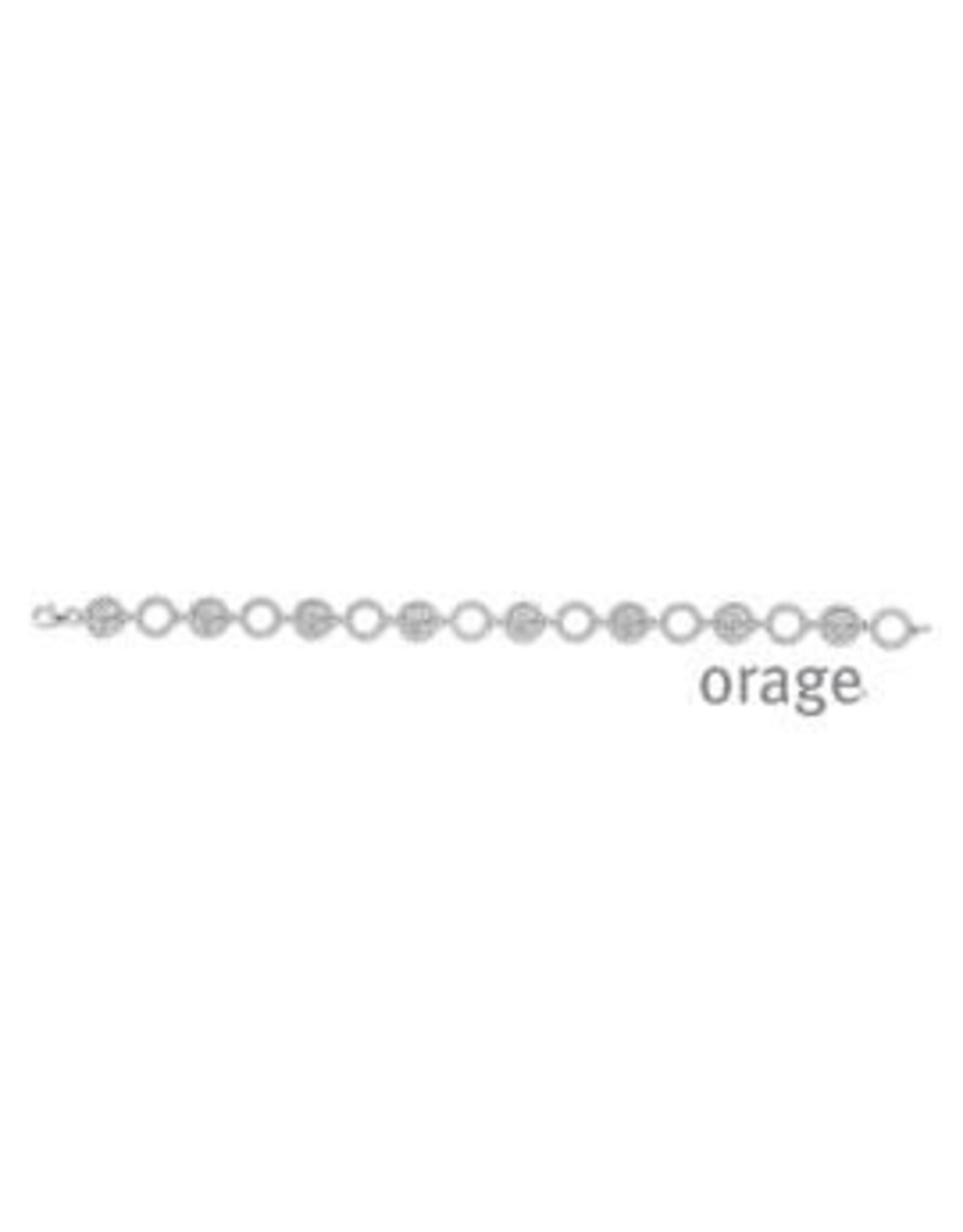 Orage Orage AP106 Armband Zilver Zirkonia