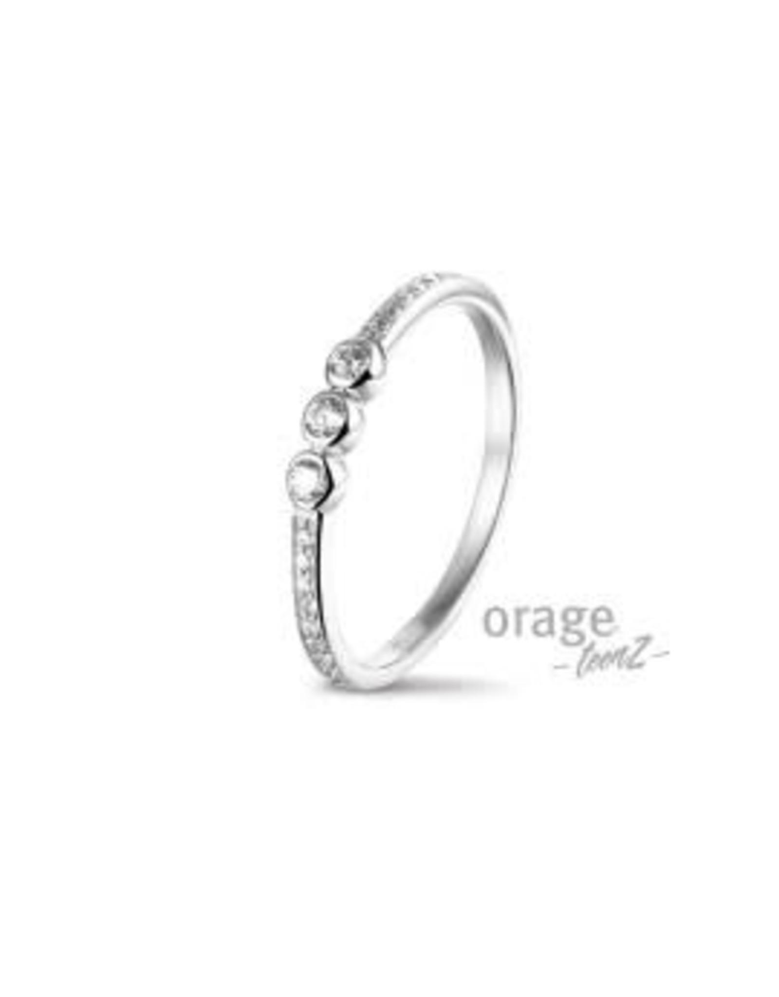 Orage Teenz Orage Teenz AP244-52 Ring Zilver