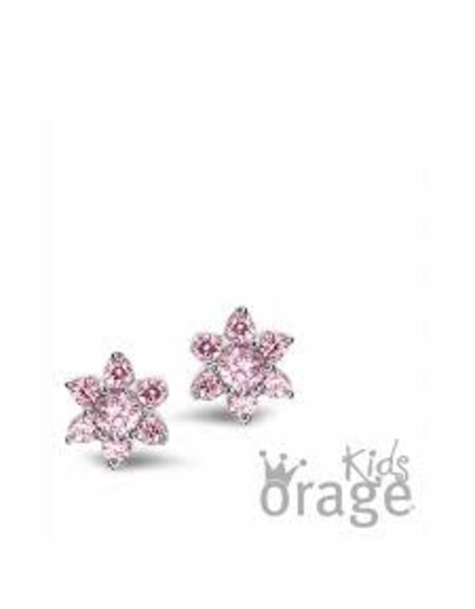 Orage Kids Oorbellen Orage Kids K1440 Zilver