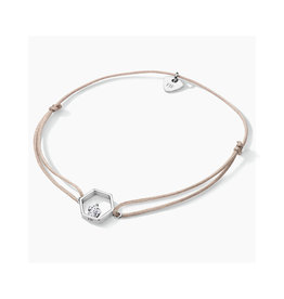 FJF Jewellery Armband FJF0060302SWH Zilver