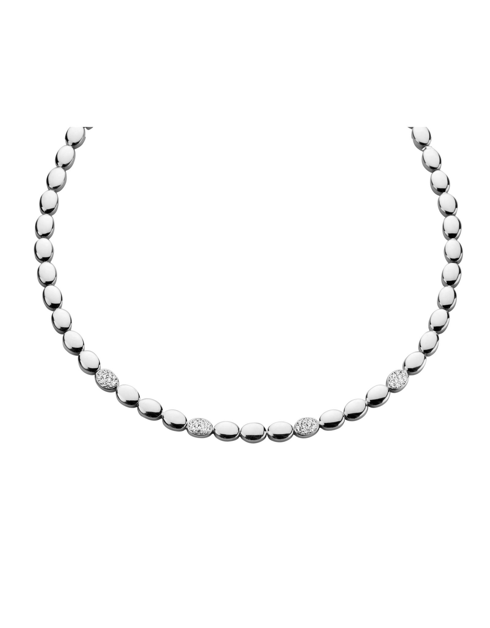 Nona Nona Halsketting 96059 Zilver