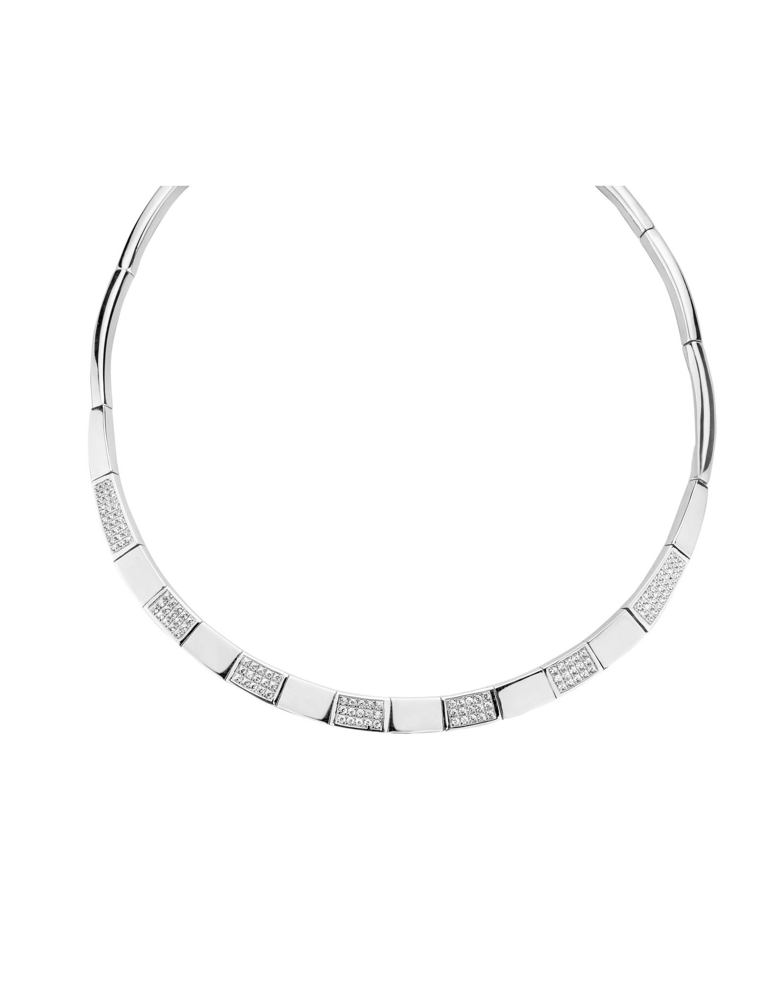 Nona Nona Halsketting 96053 Zilver