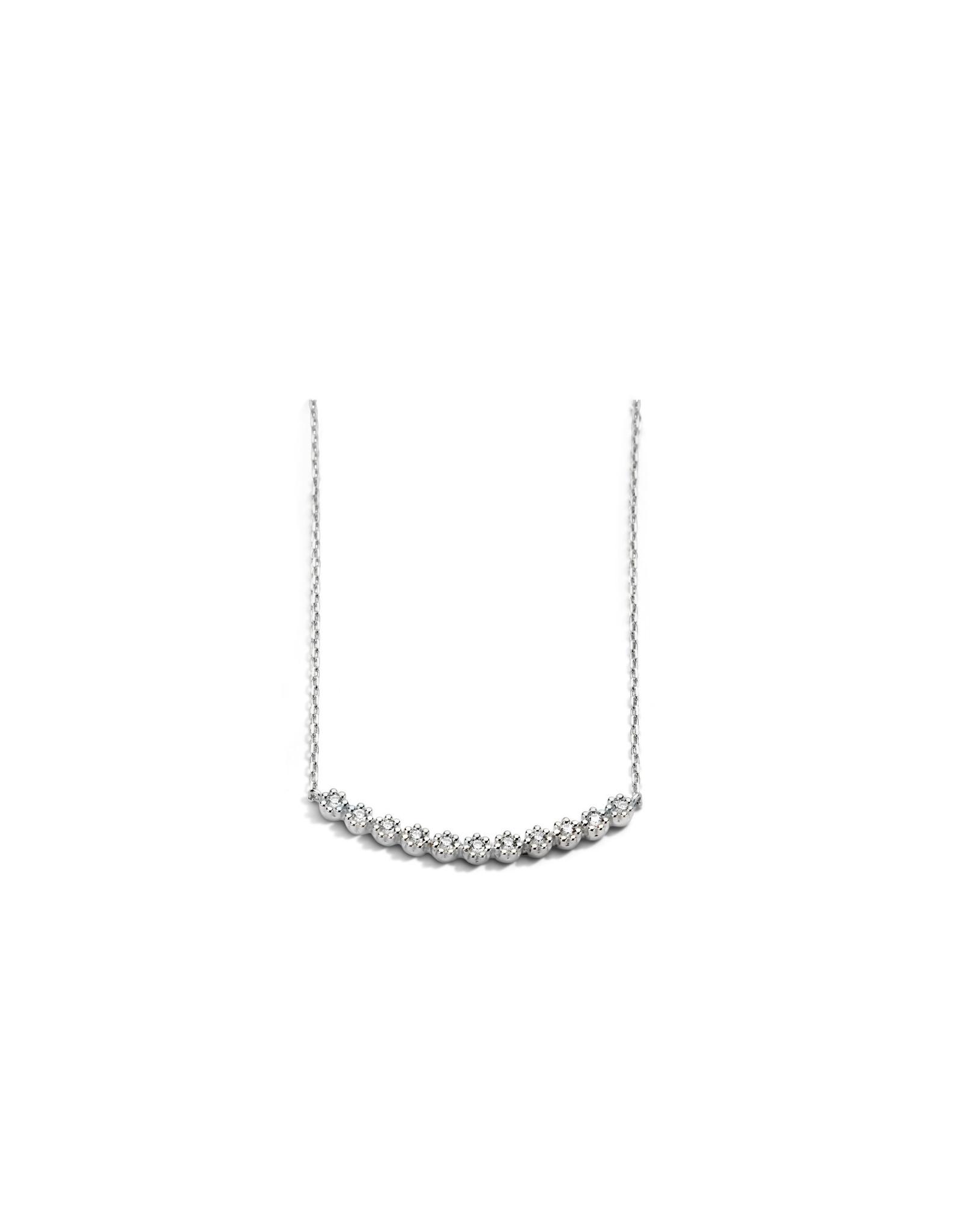 Nona Nona Halsketting 96214 Zilver