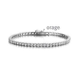 Orage Orage AP055 Armband Zilver Zirkonia