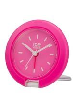 Ice Watch Reiswekker Ice Watch 15209 Travel Clock Pink 7.5cm