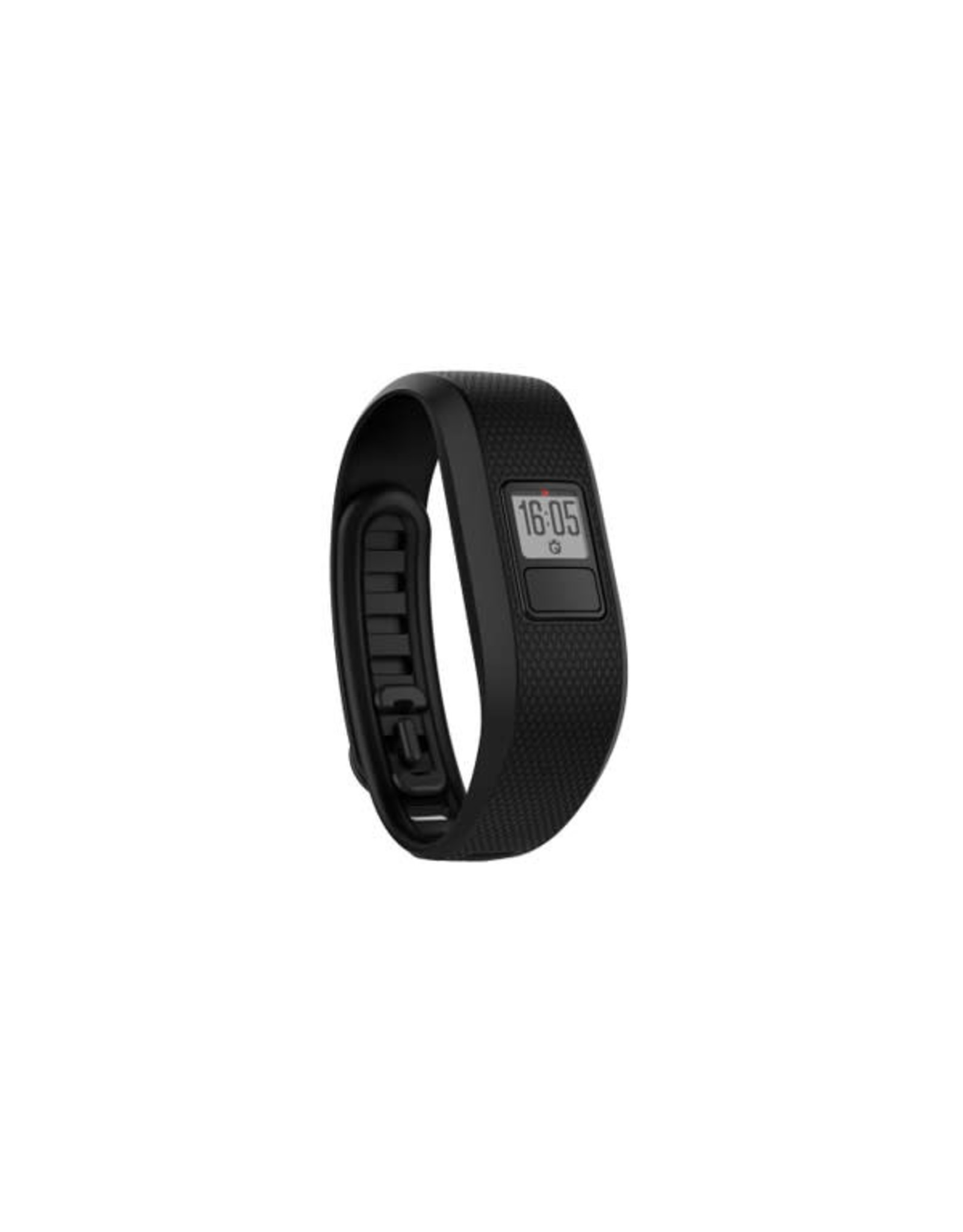 Garmin Garmin 010-01608-06 Vivofit 3 Activity Tracker Black Silicone Band