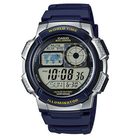 Casio Casio AE-1000W-2AVEF World Time