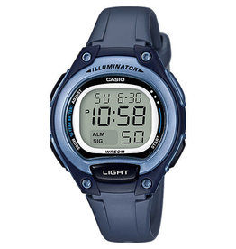 Casio Casio LW203-2AVEF Silicone band Stappenteller