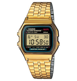 Casio Casio Collection A159WGEA-1EF Goudkleurig