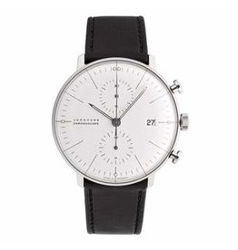 Junghans Junghans Max Bill Chronoscope Automatic 027/4600.00
